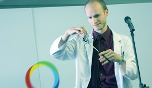 'Science Secrets Behind Magic' workshop